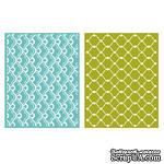 Набор папок для тиснения Lifestyle Crafts - QuicKutz - Whimsy, 2 штуки - ScrapUA.com