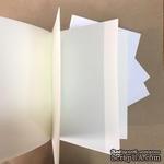 Блок для блокнота, цвет молочный, 100 листов, формат А6 - ScrapUA.com