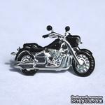 Набор брадсов Eyelet Outlet - Motorcycle Brads, 12 штук - ScrapUA.com