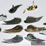 Набор брадсов Eyelet Outlet - Wing Brads, 12 штук - ScrapUA.com