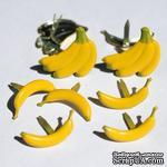 Набор брадсов Eyelet Outlet - Banana Brads, 12 шт - ScrapUA.com
