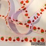 Лента Eyelet Outlet - Fruit Ribbon, ширина 18 мм, длина 90 см - ScrapUA.com