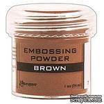 Пудра для эмбоcсинга Ranger - Brown - ScrapUA.com