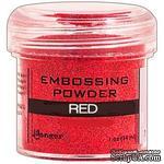 Пудра для эмбоcсинга Ranger - Red - ScrapUA.com