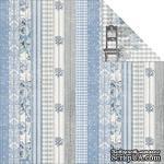 Лист двусторонней скрапбумаги Fabscraps - Shabbylicious Double-Sided Cardstock - Shabby Mix, 30х30 см - ScrapUA.com