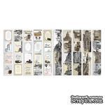 Набор полос с карточками и тегами для декорирования Shabby Memory, ТМ Фабрика Декора - ScrapUA.com