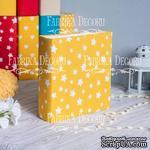 Заготовка альбома в мягкой обложке Звезды на желтом, TM Fabrika Decoru - ScrapUA.com