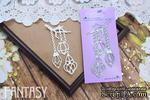 """Ножи для вырубки Fantasy """"Фонарики"""" размер 4.2*9.5 см - ScrapUA.com"""