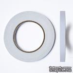 Профессиональный двухсторонний тонкий скотч, 19 мм х 50 м - ScrapUA.com