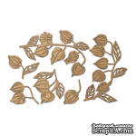 Набор чипбордов Autumn botanical diary 10х15 см 741, цвет крафт, ТМ Фабрика Декора - ScrapUA.com