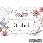 Набор открыток для раскрашивания маркерами Orchid, ТМ Фабрика Декора - ScrapUA.com