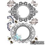 Оверлей - Фабрика Декора - Sensual-love, размер 20 х 30см - ScrapUA.com