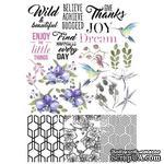 Оверлей Wild orchid, ТМ Фабрика Декора - ScrapUA.com