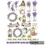 Оверлей Lavender Provence-1, ТМ Фабрика Декору - ScrapUA.com