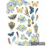 Оверлей Botany spring, ТМ Фабрика Декору - ScrapUA.com