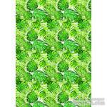 Оверлей Green wild tropics 21х29,7 см, ТМ Фабрика Декора - ScrapUA.com