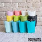 Набор картонных заготовок 007, ТМ Fabrika Dekoru, 6 штук, выбор цвета - ScrapUA.com