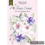 Набор высечек, коллекция Tender Orchid, 49 шт., ТМ Фабрика Декора - ScrapUA.com