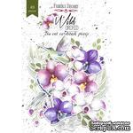 Набор высечек, коллекция Wild Orchid, 49 шт., ТМ Фабрика Декора - ScrapUA.com