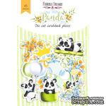 Набор высечек коллекция My little panda boy 45 шт, ТМ Фабрика Декора - ScrapUA.com