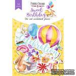 Набор высечек, коллекция Sweet birthday 54шт,ТМ Фабрика Декора - ScrapUA.com