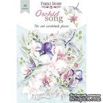 Набор высечек коллекция Orchid song 49 шт, ТМ Фабрика Декора - ScrapUA.com