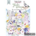 Набор высечек коллекция Tender spring 60 шт, ТМ Фабрика Декора - ScrapUA.com
