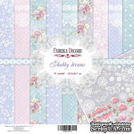Набор скрапбумаги Фабрика Декора - Shabby dreams, 30х30, 10 листов - ScrapUA.com