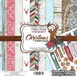 Набор скрапбумаги - Christmas fairytales, 30,5x30,5 см, Фабрика Декора - ScrapUA.com