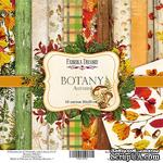 Набор скрапбумаги Botany autumn, 20x20см, Фабрика Декора - ScrapUA.com
