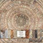Набор скрапбумаги Heritage Texture 30,5x30,5 см, ТМ Фабрика Декора - ScrapUA.com