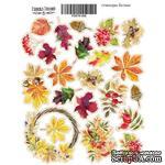 Набор наклеек (стикеров) 046 - Autumn, ТМ Фабрика Декора - ScrapUA.com