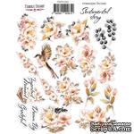 Набор наклеек (стикеров) #061, Sentimental story, ТМ Фабрика Декору - ScrapUA.com
