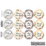 Набор наклеек (стикеров) для журналинга 1-037, ТМ Фабрика Декора - ScrapUA.com