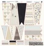Высечки Fancy Pants - Country Boutique Banner Die Cuts, размер 30х30 см. - ScrapUA.com