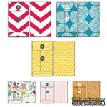 Набор конвертов Fancy Pants - What A Wonderful Day Patterned Envelopes - ScrapUA.com