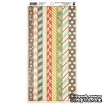 Наклейки-бордюры Fancy Pants - Happy-go-lucky Tape Stickers - ScrapUA.com