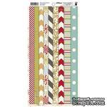 Наклейки Fancy Pants - Merry little Christmas Tape Stickers - ScrapUA.com