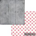 Лист двусторонней скрапбумаги Fancy Pants - Be.Loved Old Flame Paper, 30х30 см - ScrapUA.com