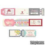Билетики Fancy Pants - Be.Loved Ticket Roll - ScrapUA.com