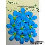 Жасмин, размер упаковки: 12х16,7 см, цвет: голубой/желтый,  10 шт. - ScrapUA.com