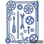 Лезвие Crafty Ann - Frame (Steampunk) - ScrapUA.com