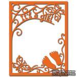Лезвие Crafty Ann Frame It's a Girl - ScrapUA.com