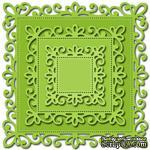 Лезвие Crafty Ann - Square Frames Set - ScrapUA.com