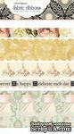 Набор тканевых лент Webster's Pages - In Love Fabric Ribbon - ScrapUA.com