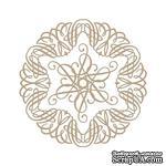 Пластины для фольгирования от Spellbinders - Elegant Circle - ScrapUA.com
