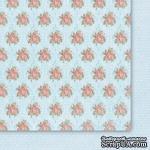 Двусторонний лист бумаги от Galeria Papieru - Little Women 01, 30x30 - ScrapUA.com
