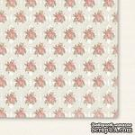 Двусторонний лист бумаги от Galeria Papieru - Little Women 03, 30x30 - ScrapUA.com