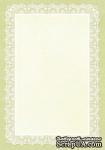 Двусторонний лист бумаги от Galeria Papieru - Little Women МК3, 10х14.5см - ScrapUA.com