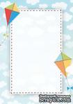 Двусторонняя бумага скрапбукинга от Galeria Papieru - LT 3, 10 x 14,5 см - ScrapUA.com